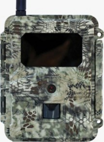 HCO Spartan 3G Wireless Black Flash Trail Camera
