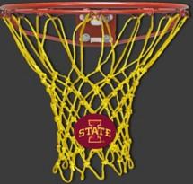 Krazy Net Iowa State University Basketball Net