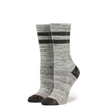 Women's Stance Plain Jane Crew Socks