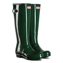 Women's Hunter Original Adjustable Back Boots