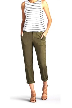 Women's Lee Relaxed Fit Presley Cargo Crop Pant