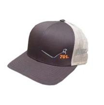 Area Code Art Rooster Trucker Hat