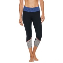 Women's Shape Freestyle Capri
