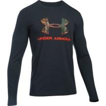 Men's Under Armour Camo Logo Long Sleeve Shirt