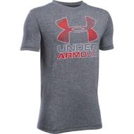 Youth Boys' Under Armour Big Logo Hybrid 2.0 T-Shirt