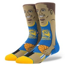 Men's Stance S. Curry Socks