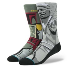 Men's Stance Star Wars Frozen Bounty Socks