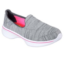 Youth Girl's Skechers Go Walk 4 Shoes