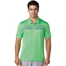 Men's adidas Climacool Chest Print Golf Polo