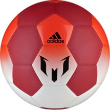 adidas Messi Red Limit Soccer Ball