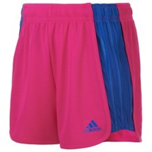 Toddler Girls' adidas Mesh Block Short