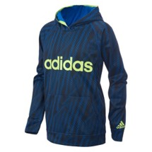 Youth Boys' adidas Long Sleeve Helix Vibe Raglan Pullover