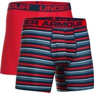Men's Under Armour Original 6in 2 Pack Novlty