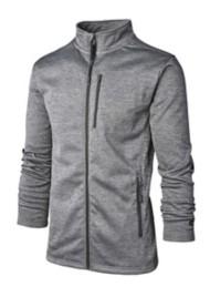 Men's Colosseum Backfold Fleece Jacket