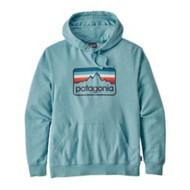 Men's Patagonia Line Logo Badge Lightweight Hoody