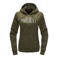 Women's The North Face Avalon Half Dome Full Zip Hoodie