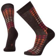 Men's Smartwool Houndstooth Crew Socks