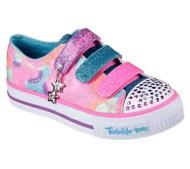 Preschool Girls Skechers Shuffles Lookin Lovely Shoes