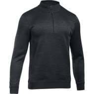 Men's Under Armour Storm SweaterFleece Herringbone 1/4 Long Sleeve Zip