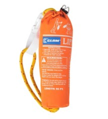 Clam Emergency Throw Rope