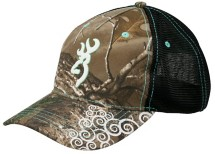 Women's Browning Tagged Out Cap