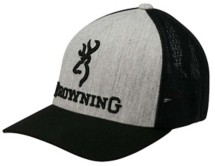 Men's Browning Branded Flex Cap