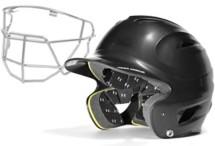 Under Armour Caged Batting Helmet