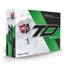 Wilson True Distance Soft Golf Balls