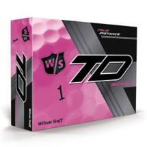 Women's Wilson True Distance Soft Golf Balls
