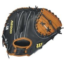 Wilson A2000 Pudge Catcher's Mitt
