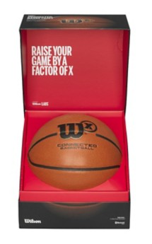 Wilson X Connected Official Size Basketball- 29.5