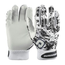 Youth Demarini Digital Camo Batting Gloves
