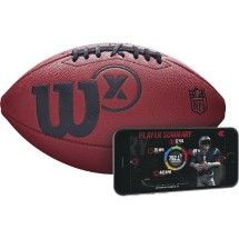 Wilson X Connected Offical Size Football