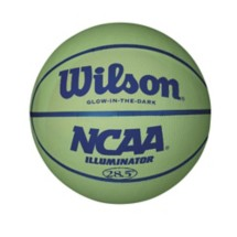 Wilson NCAA Illuminator Glow in the Dark Basketball - 28.5