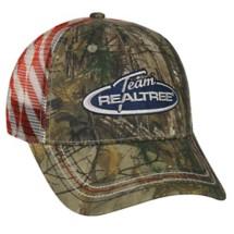 Outdoor Cap Company Team Realtree Patriotic Hat