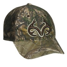 Outdoor Cap Company Realtree Mesh Back Hat