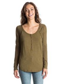 Women's Roxy Today Long Sleeve Shirt