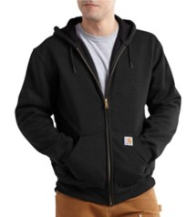 Men's Carhartt Rain Defender Rutland Thermal Lined Full Zip Hoodie