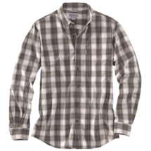 Men's Carhartt Essential Plaid Button Down Shirt