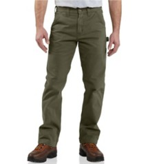 Men's Carhartt Washed Twill Dungaree Jeans