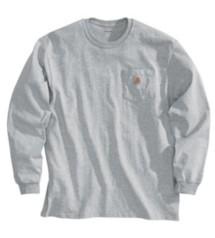 Men's Carhartt Workwear Long Sleeve T-Shirt