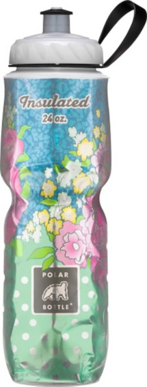 Polar Bottle Insulated 24-Ounce Graphic Water Bottle