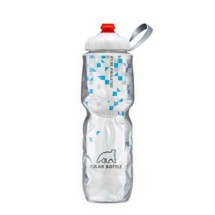 Polar Bottle Insulated 24-Ounce Zip Stream Water Bottle