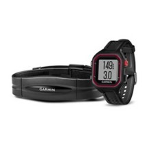 Garmin Forerunner 25 With Heart Rate Monitor
