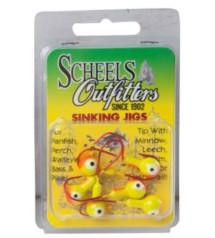 Scheels Outfitters 3/8 oz. Jigs