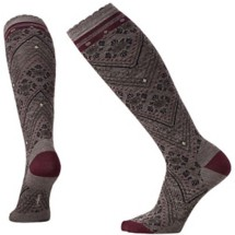Women's Smartwool Lingering Lace Knee Socks