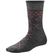 Women's Smartwool Shimmer Snow Socks