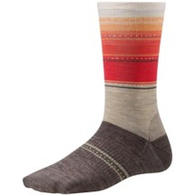 Women's Smartwool Sulawesi Stripe Socks