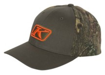 Adult Klim Camo Snap Back Hat