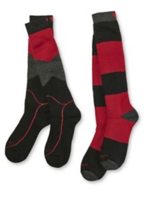 Men's Lorpen Ski Sock 2-Pack